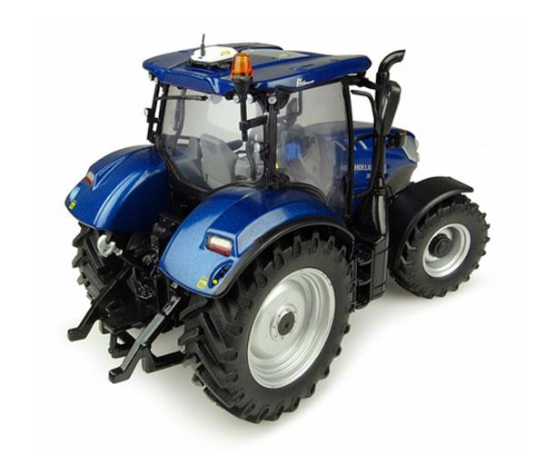 Réplica tractor NEW HOLLAND T6.175 Blue Power Universal Hobbies UH4959 - Ítem3
