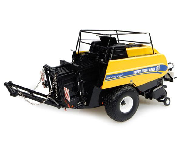 Réplica empacadora NEW HOLLAND BB9090 Plus Universal Hobbies UH4960 - Ítem1