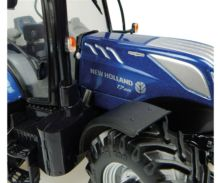 Réplica tractor NEW HOLLAND T7.225 Blue Power Universal Hobbies UH4976 - Ítem3