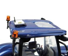 Réplica tractor NEW HOLLAND T7.225 Blue Power Universal Hobbies UH4976 - Ítem5