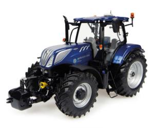 Réplica tractor NEW HOLLAND T7.225 Blue Power Universal Hobbies UH4976