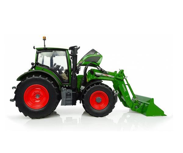 Réplica tractor FENDT 516 con pala Universal Hobbies UH4981 - Ítem1