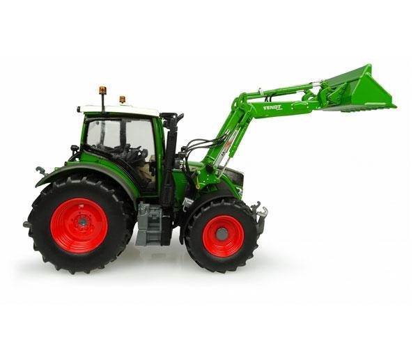 Réplica tractor FENDT 516 con pala Universal Hobbies UH4981 - Ítem2