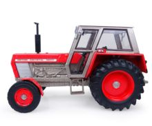 Réplica tractor ZETOR Crystal 12011 2wd Universal Hobbies UH4984 - Ítem1