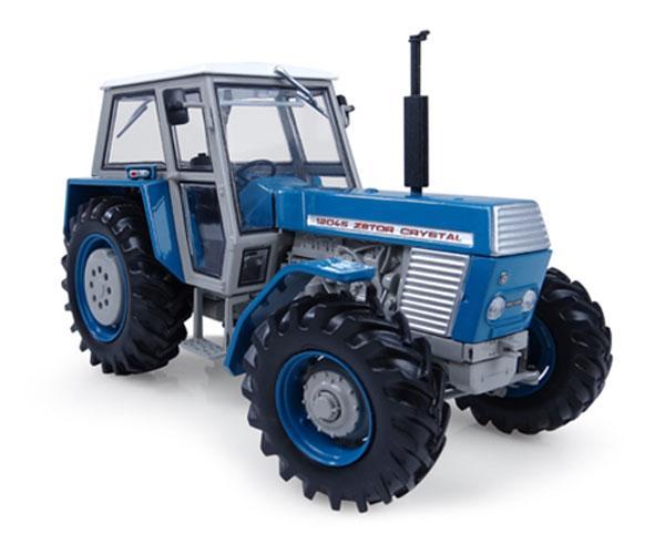 Réplica tractor ZETOR Crystal 12045 4wd Universal Hobbies UH 4985