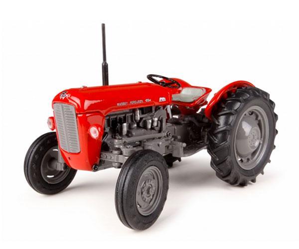 Réplica tractor MASSEY FERGUSON 135 Universal Hobbies Uh4989