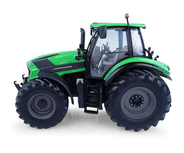 UNIVERSAL HOBBIES 1:32 Tractor DEUTZ-FAHR TTV 7250 - Version 2017 - Ítem1