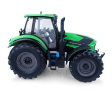 UNIVERSAL HOBBIES 1:32 Tractor DEUTZ-FAHR TTV 7250 - Version 2017 - Ítem2
