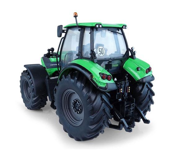 UNIVERSAL HOBBIES 1:32 Tractor DEUTZ-FAHR TTV 7250 - Version 2017 - Ítem3
