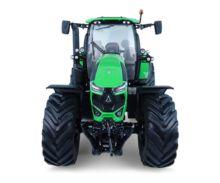 UNIVERSAL HOBBIES 1:32 Tractor DEUTZ-FAHR TTV 7250 - Version 2017 - Ítem4