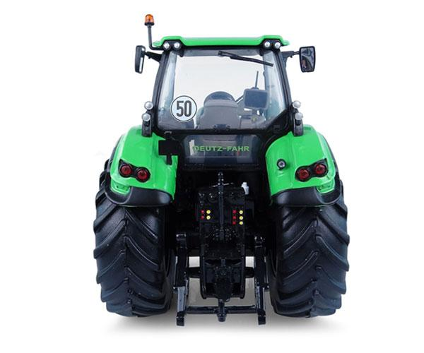 UNIVERSAL HOBBIES 1:32 Tractor DEUTZ-FAHR TTV 7250 - Version 2017 - Ítem5