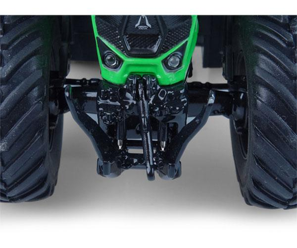 UNIVERSAL HOBBIES 1:32 Tractor DEUTZ-FAHR TTV 7250 - Version 2017 - Ítem6