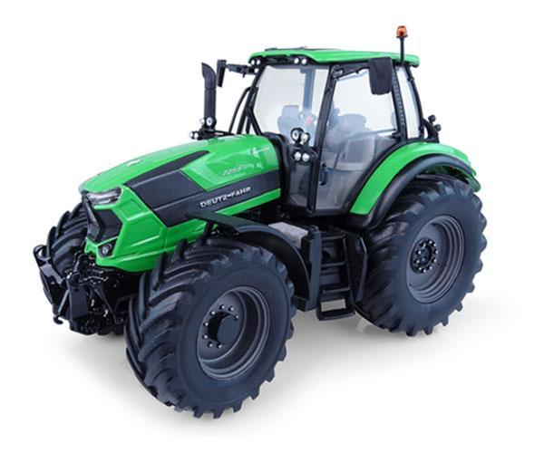 UNIVERSAL HOBBIES 1:32 Tractor DEUTZ-FAHR TTV 7250 - Version 2017