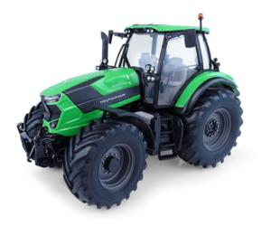 UNIVERSAL HOBBIES 1:32 Tractor DEUTZ-FAHR TTV 7250 - Version 2017