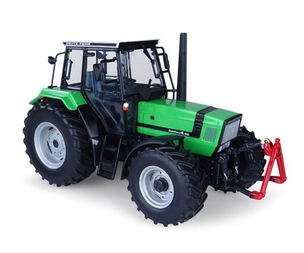 Réplica tractor DEUTZ-FAHR AgroPrima 4.56 Universal Hobbies UH5234 - Ítem1