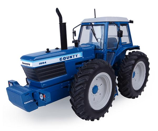 Réplica tractor FORD County 1884 Universal Hobbies UH5236