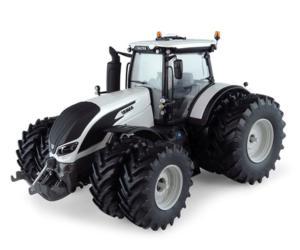UNIVERSAL HOBBIES 1:32 Tractor VALTRA S394 con ruedas gemelas -Edición Limitada