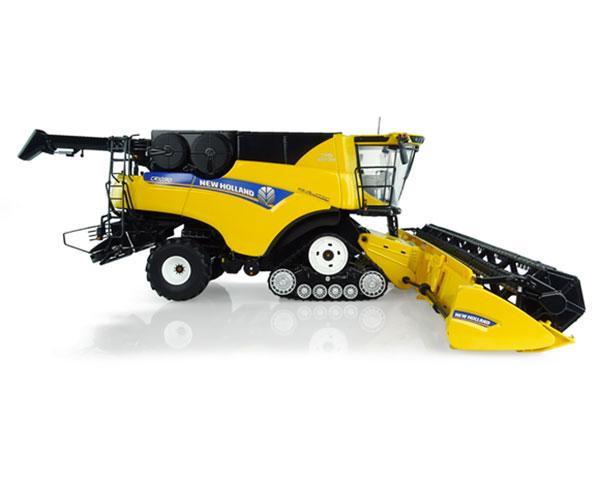UNIVERSAL HOBBIES 1:32 Cosechadora NEW HOLLAND CR10.90 Revelation - Ítem3