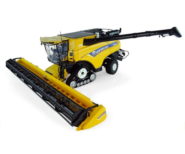 UNIVERSAL HOBBIES 1:32 Cosechadora NEW HOLLAND CR10.90 Revelation - Ítem
