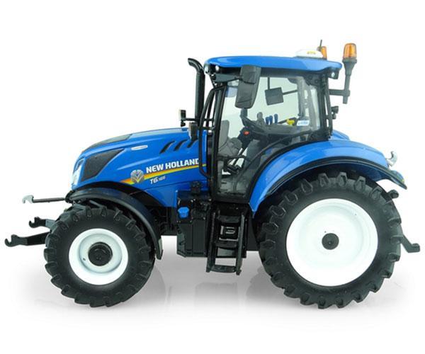 UNIVERSAL HOBBIES 1:32 Tractor NEW HOLLAND T6.165 - Ítem1