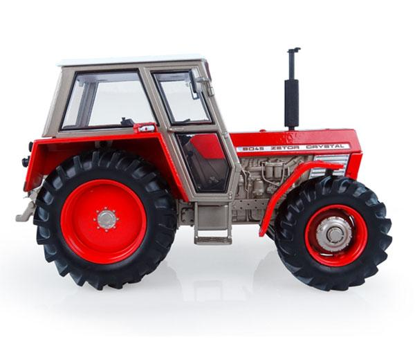 UNIVERSAL HOBBIES 1:32 Tractor ZETOR 8045 4wd UH5272 - Ítem7