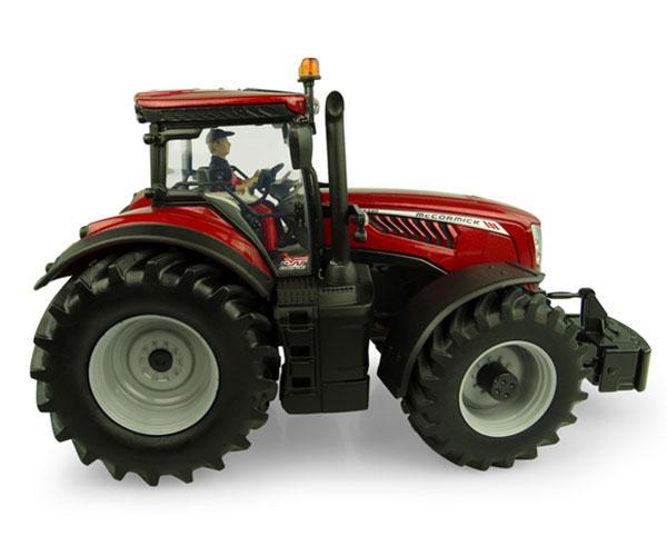 UNIVERSAL HOBBIES 1:32 Tractor Mc Cormick X8.680 Version Burgundy - Ítem2