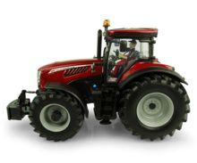 UNIVERSAL HOBBIES 1:32 Tractor Mc Cormick X8.680 Version Burgundy - Ítem3