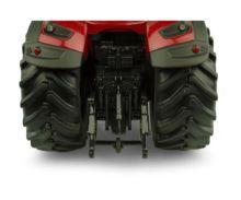 UNIVERSAL HOBBIES 1:32 Tractor Mc Cormick X8.680 Version Burgundy - Ítem6