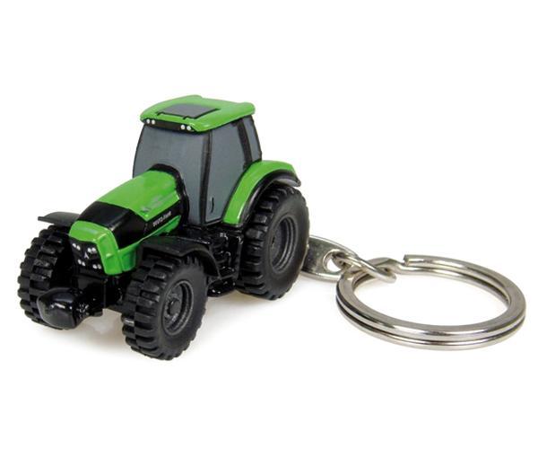 LLavero tractor DEUTZ-FAHR Agrotron TTV 7250