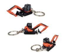 Llavero miniexcavadora KUBOTA KX080-4 UH5811 Universal Hobbies - Ítem1