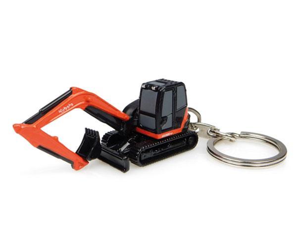 Llavero miniexcavadora KUBOTA KX080-4 UH5811 Universal Hobbies