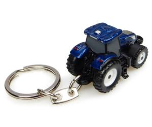 Llavero tractor NEW HOLLAND T7.225 Blue Power Universal Hobbies UH5814