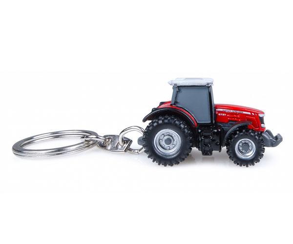 Llavero tractor MASSEY FERGUSON 8737 Universal Hobbies UH5827 - Ítem1