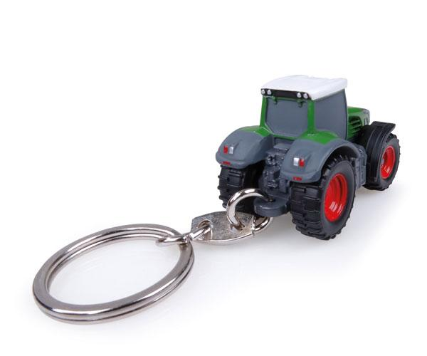 Llavero tractor FENDT 939 Vario Nature Green Universal Hobbies UH5831 - Ítem1