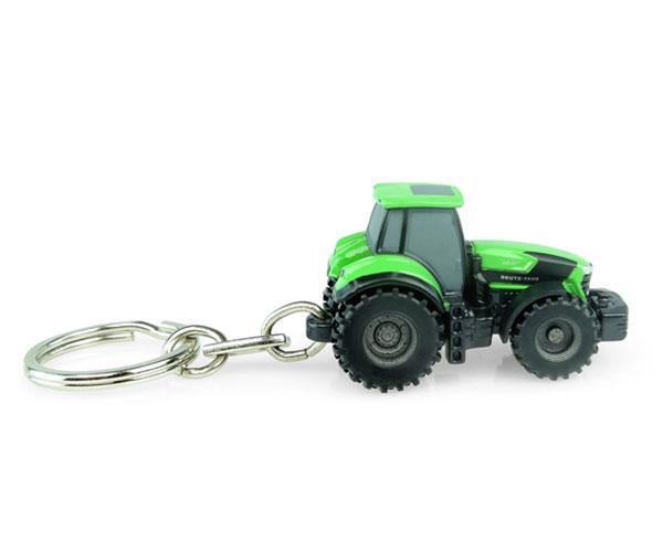 UNIVERSAL HOBBIES Llavero tractor DEUTZ-FAHR 9340 TTV UH5835 - Ítem1