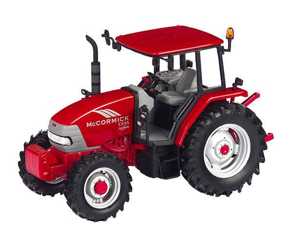 Réplica tractor McCORMICK CX 95