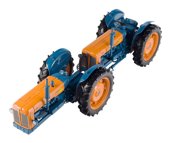 Réplica tractor FORD Doe triple d- dual drive