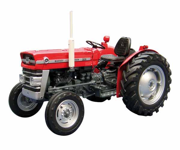 Réplica tractor MASSEY FERGUSON 135