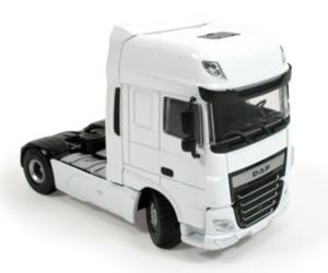 Miniatura camion DAF XF Euro 6 Super Spacecab 4x2