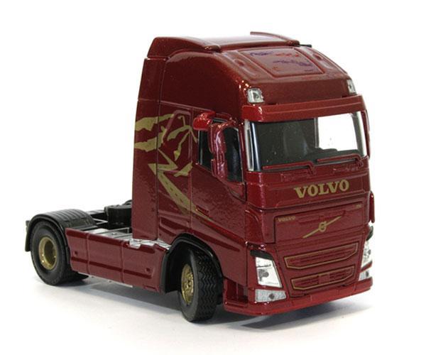 Miniatura camión VOLVO FH Globetrotter XL Euro 6 2007