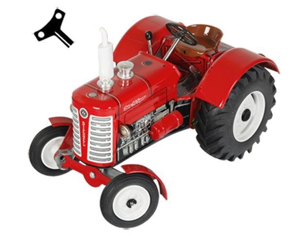 Tractor de cuerda ZETOR 50 Super