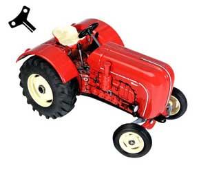 Tractor de cuerda PORSCHE Master 419 diesel