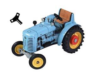 Tractor de cuerda ZETOR 25