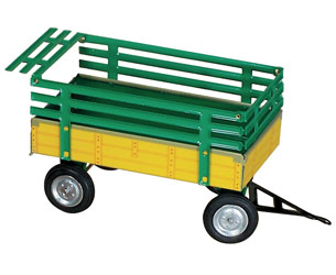 Remolque para tractor de cuerda JOHN DEERE