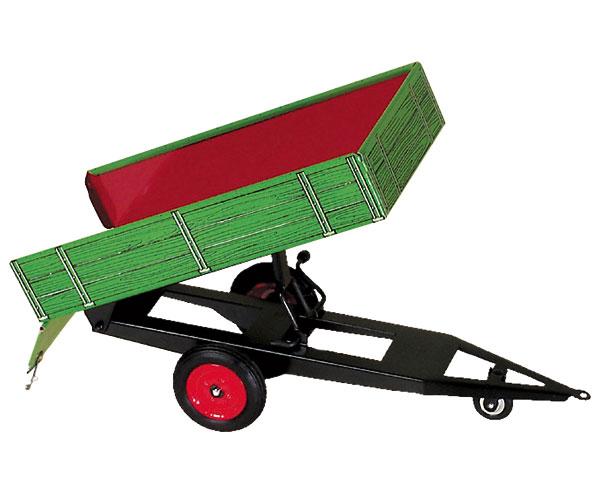 Remolque para tractor de cuerda FENDT