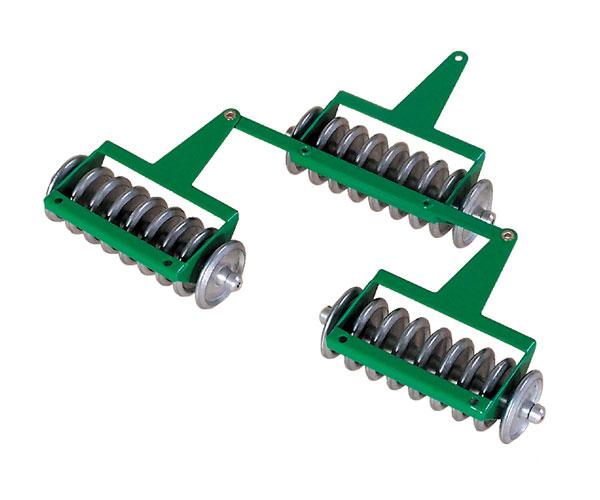 Rodillos de discos para tractores de cuerda