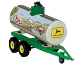 Remolque cisterna JOHN DEERE para tractores de cuerda