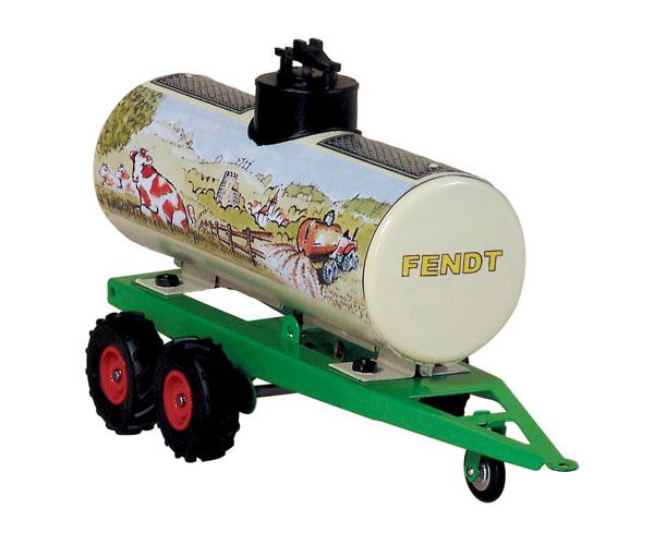 Remolque cisterna FENDT para tractores de cuerda