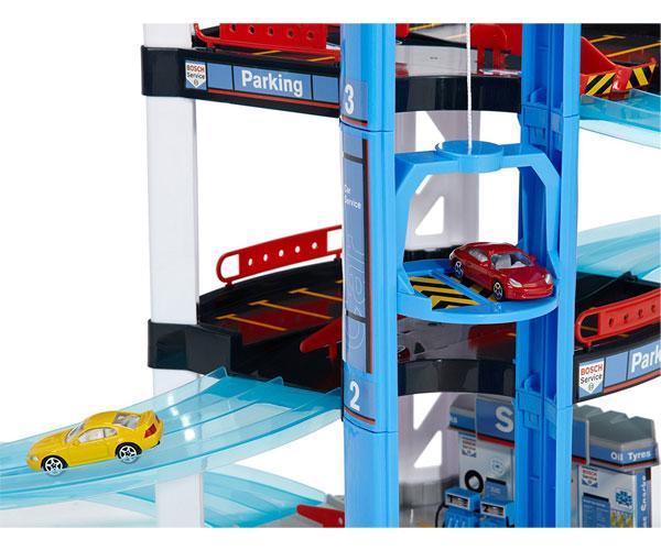 Parking juguete 3 pisos BOSCH Klein 2811 - Ítem1