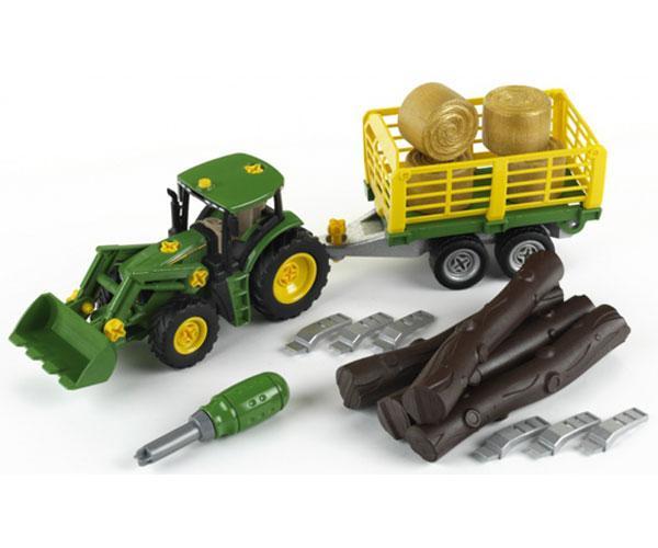 Tractor de juguete JOHN DEERE klein 3906